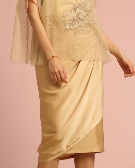 Cera Wrap Skirt