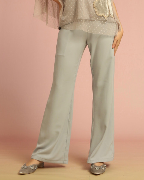Cera Basic Flare Pants