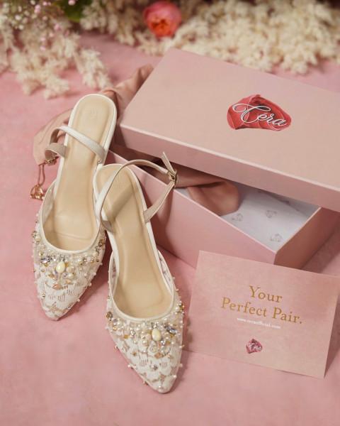 Jardin Shoes Pink