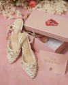 Jardin Shoes White